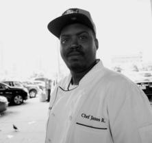Chef James  Rucker